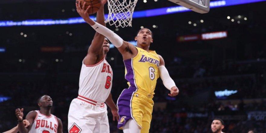 Lakers'dan müthiş geri dönüş!