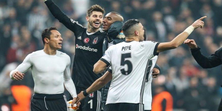 Beşiktaş'ta prim belli oldu