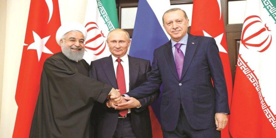Orta Doğu'nun yeni ittifakı, Suriye konusunda anlaştı