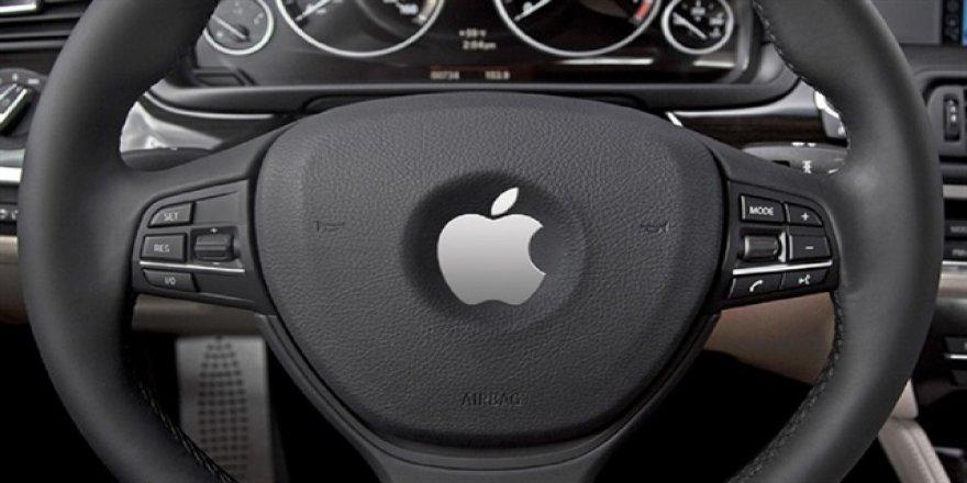 Apple'ın otonom teknolojisi gün yüzüne çıktı