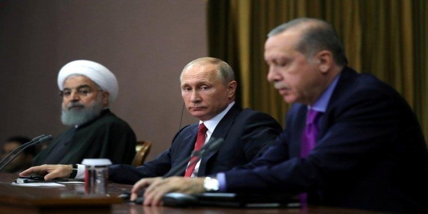 Soçi zirvesinde Suriye için hangi kararlar alındı?