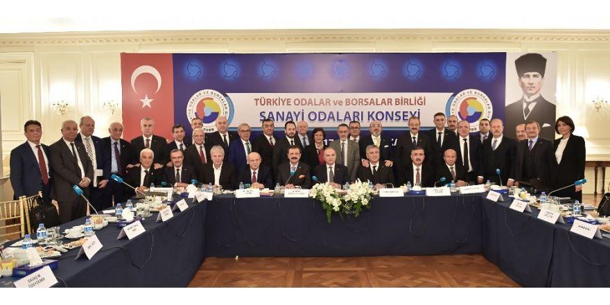 Sanayi Odaları Konsey Toplantısı