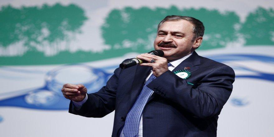 Bakan Eroğlu'ndan Çanakkale'ye 4 Gölet Müjdesi