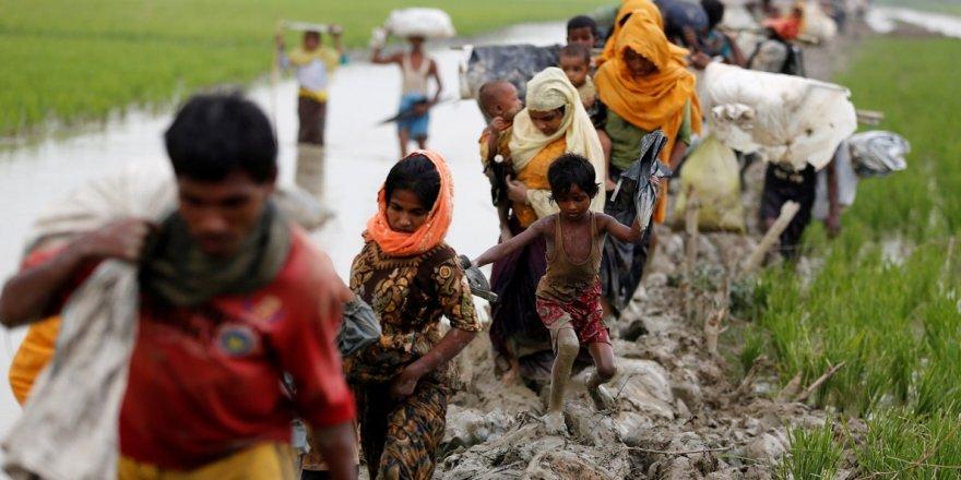 Myanmar ile Bangladeş anlaştı