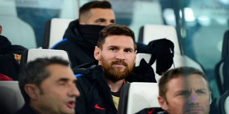 Messi'nin yeni adresi Manchester City