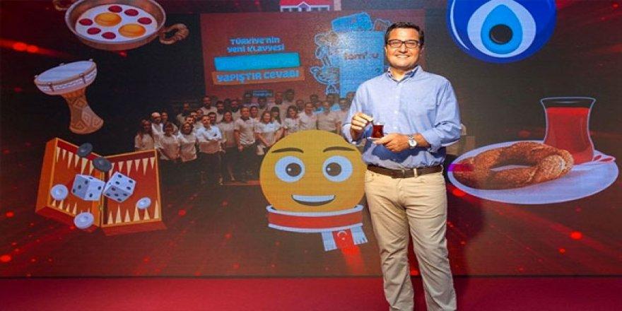 Türk Telekom'dan İlk Yerli Ve Milli Klavye Ve Emojiler 'Tambu'