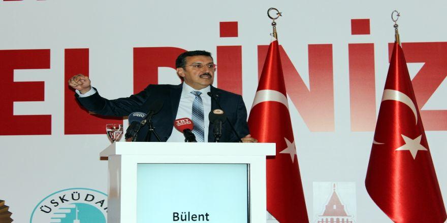 """""""Zarrab Davası Türkiye'yi Köşeye Sıkıştırma Davasıdır"""""""