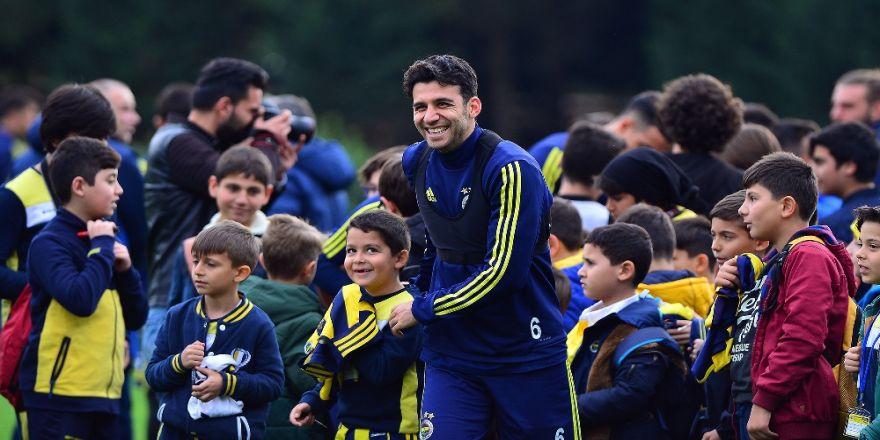 Fenerbahçe Antalyaspor Maçı Hazırlıklarını Sürdürdü