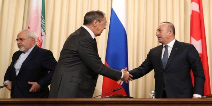 Rusya'dan kritik Suriye kararı!