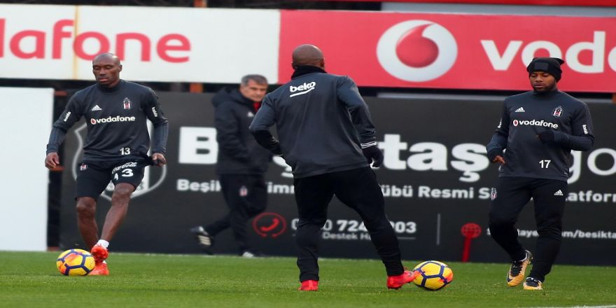 Beşiktaş, E. Y. Malatyaspor Maçı Hazırlıklarına Devam Etti