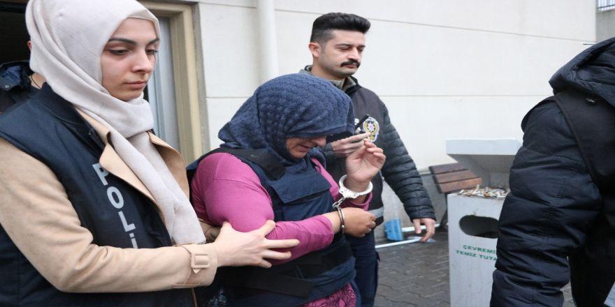 Canavar Anne Tutuklandı