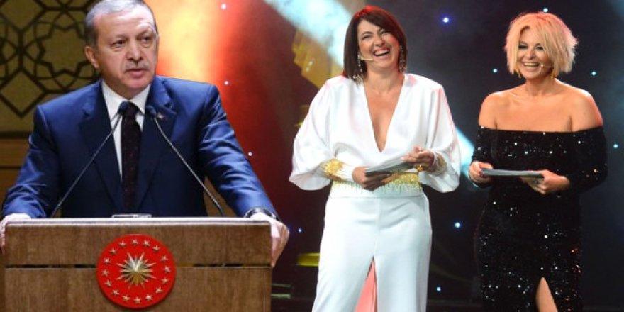 Erdoğan, Meltem Cumbul'un hareketine çok kızdı