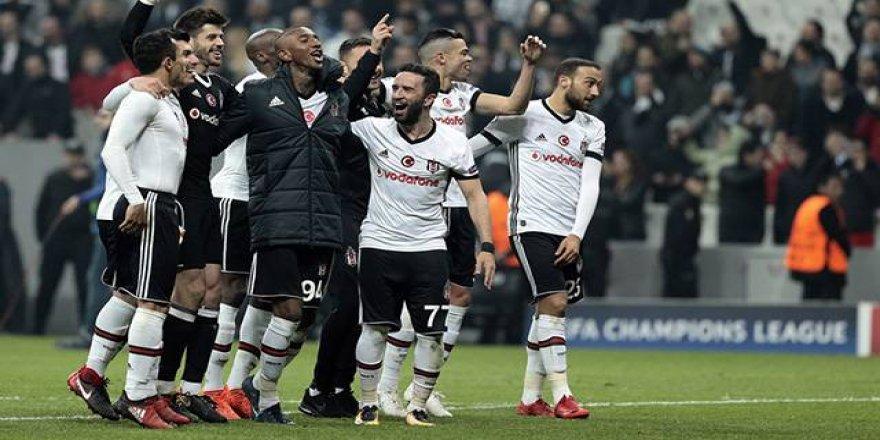 Real Madrid'de Beşiktaş çılgınlığı