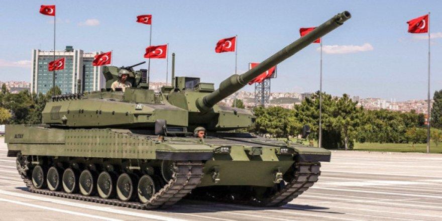 Altay tankına talip olan 5 şirket belli oldu