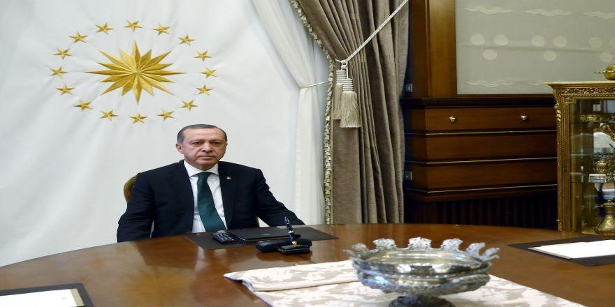 Erdoğan, Şeyh Sabah İle Görüştü