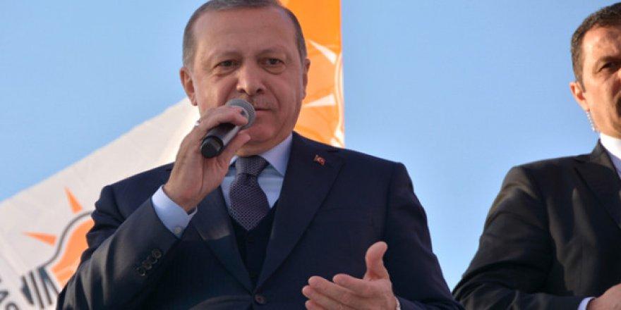 Cumhurbaşkanı Erdoğan:'İftiralarına yarın cevap vereceğim'