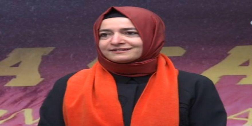 """""""Güçlü Kadın, Güçlü Türkiye'yi Oluşturacaktır"""""""