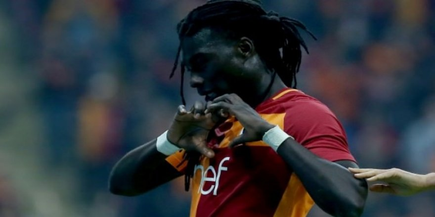 Gomis'ten Beşiktaş'a gözdağı