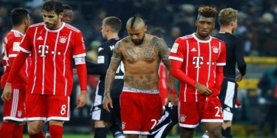 Bayern'i şoka sokan yenilgi