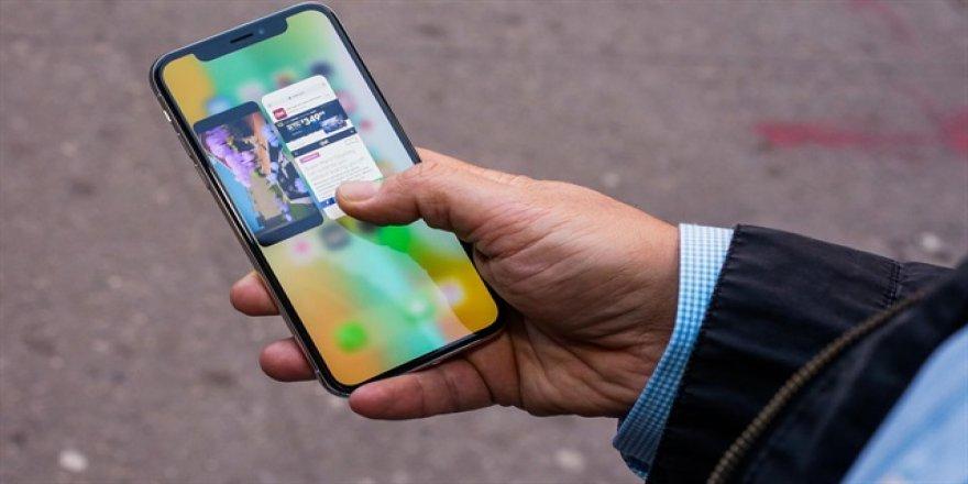 iPhone X için yasaları ihlal etmiş
