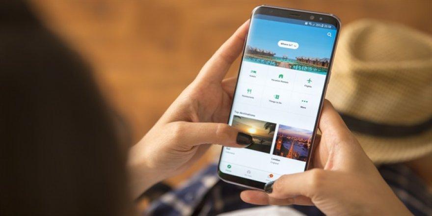 Samsung Galaxy S9 benzersiz bir ekranla geliyor