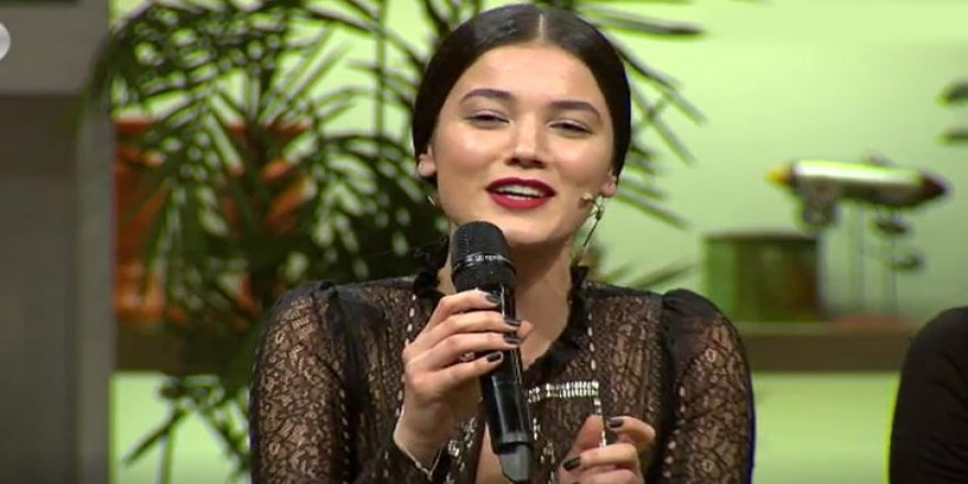 Pınar Deniz, Beyaz Show'da sesiyle büyüledi!