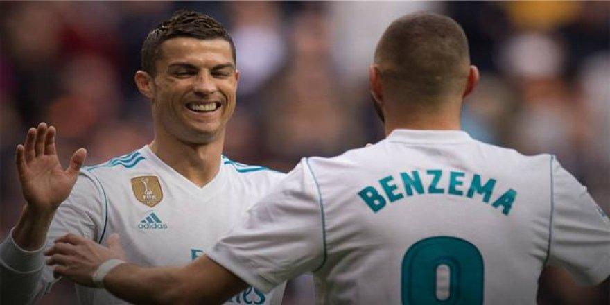 Real Madrid 3 - 2 Malaga