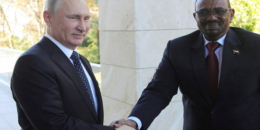 Rusya o bölgeye askeri üs kuruyor