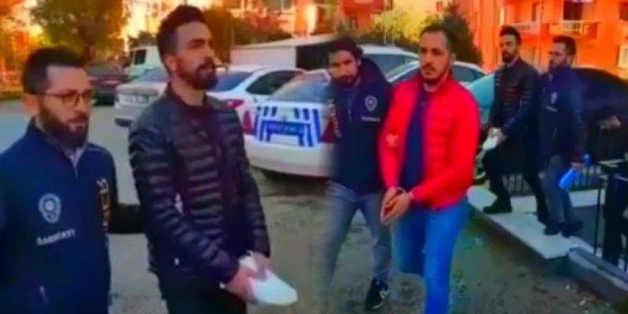ATM soyguncuları yakalandı