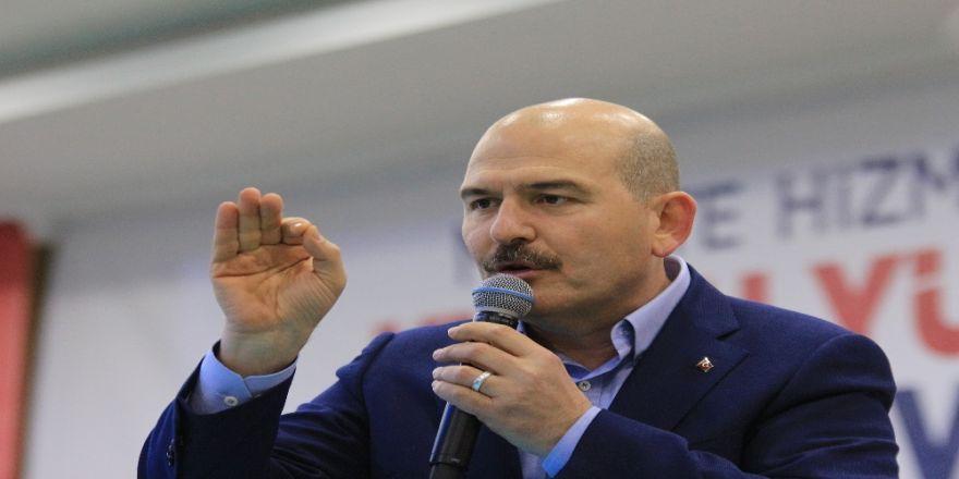 """""""Türkiye'nin Üzerine Oynayan Batılı Güçlere Sesleniyorum..."""""""