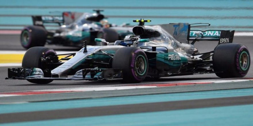 Formula 1'de sezonun son galibi Bottas