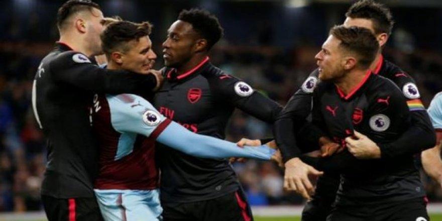 Arsenal penaltıyı attı maç bitti