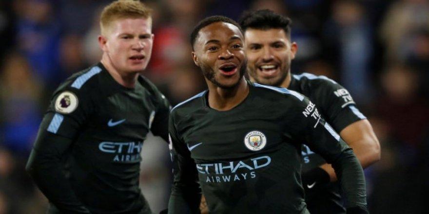 Manchester City'den Premier Lig rekoru