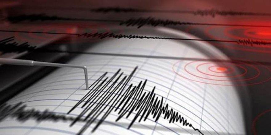 Bulgaristan'da deprem