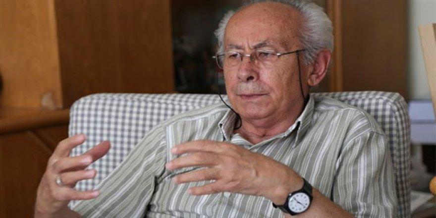 Yazar Fikret Başkaya, gözaltına alındı