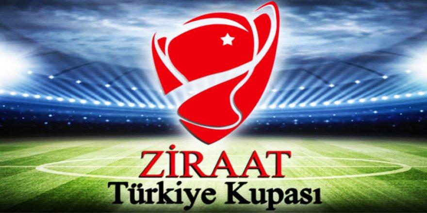 Türkiye Kupası'nda haftanın fikstürü