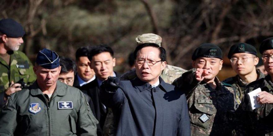 Güney Kore'den Kuzey'e uyarı!