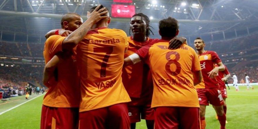 Galatasaray'ın konuğu Sivas Belediyespor!
