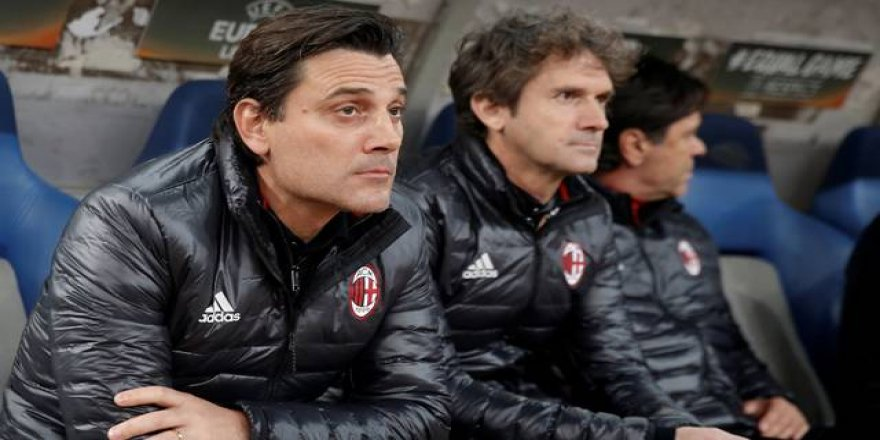 Milan, Montella'nın görevine son verdi!