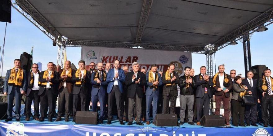 10 Milyonluk Dev Yatırım Büyük Törenle Açıldı