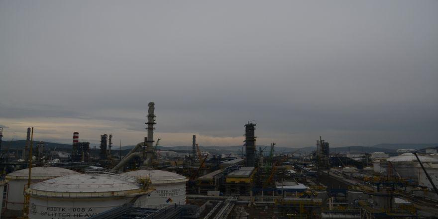 6 Milyon Dolara Mal Olan Rafineri Üretime Başlıyor