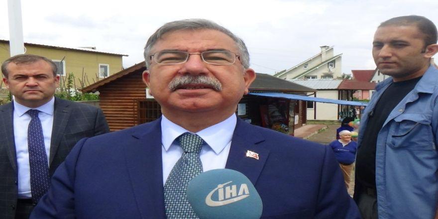 Milli Eğitim Bakanı Eleştirilere Yanıt Verdi
