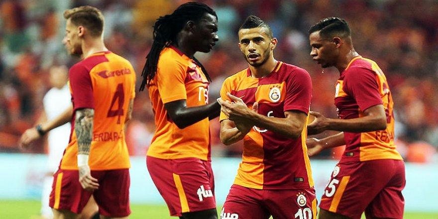 Galatasaray kupa mesaisinde!