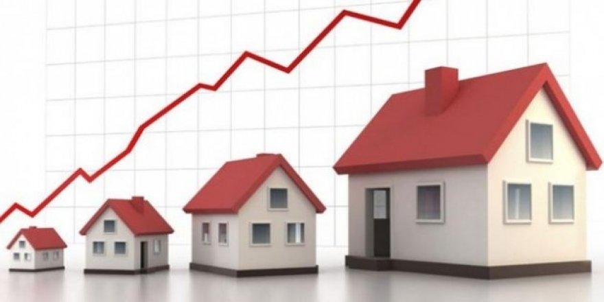 Konut Fiyat Endeksi Eylül'de Arttı