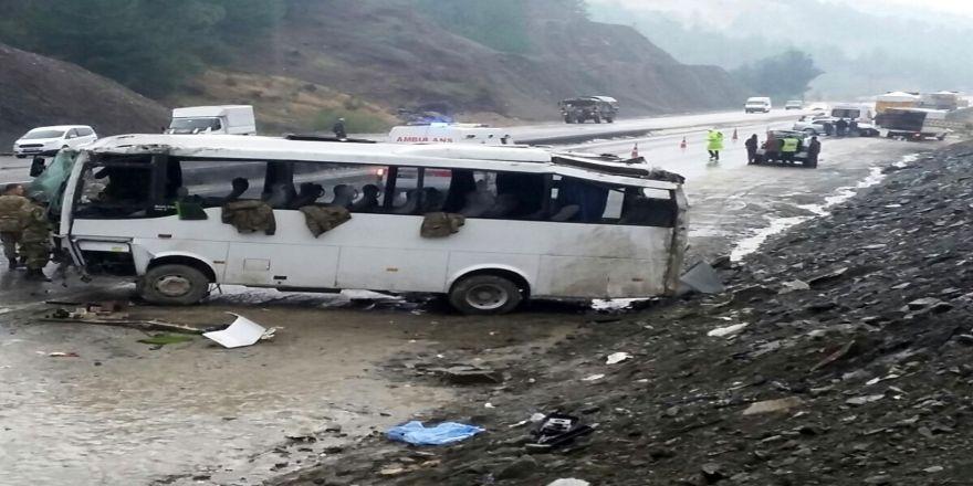 Kahramanmaraş'taki Kazada Yaralı Sayısı 18'e Çıktı