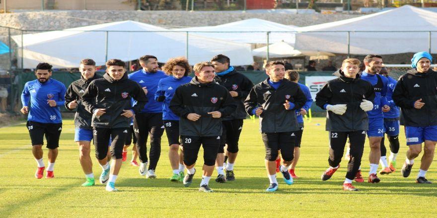 Karabükspor Kupa Hazırlıklarını Tamamladı