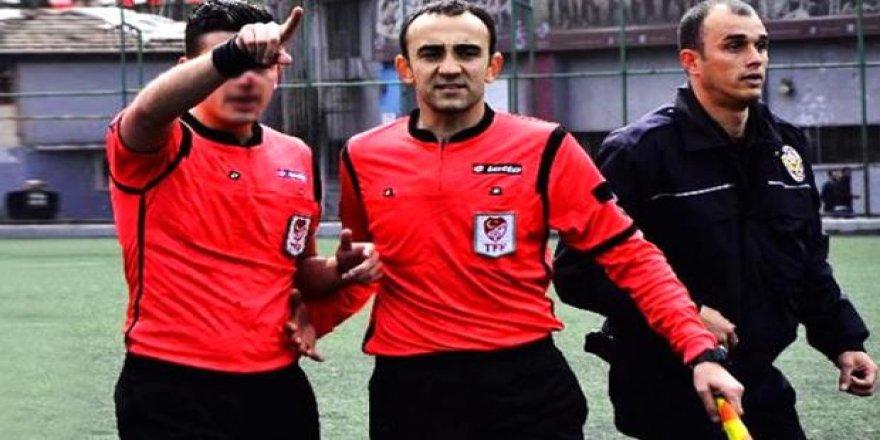 Hakemin burnunu ısıran futbolcuya 4 yıl 6 ay hapis cezası