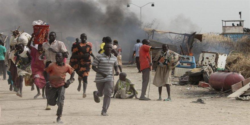 Hayvancılık yapan kabileye saldırı: 40 ölü