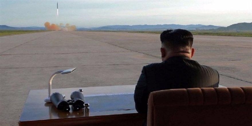 Kuzey Kore'den sert açıklama