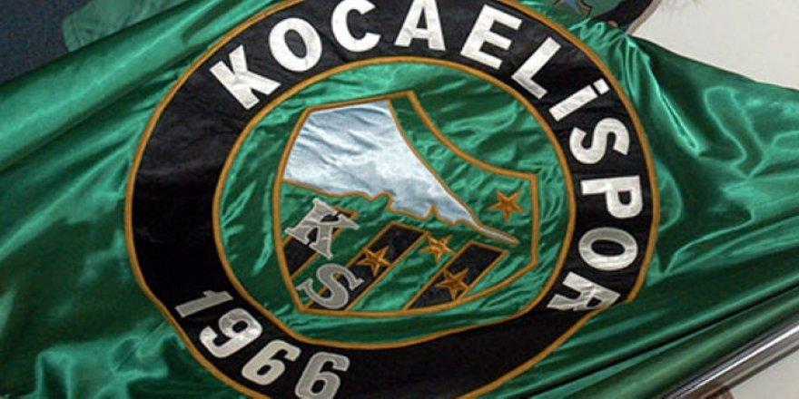 Kocaelispor'da sürpriz aday